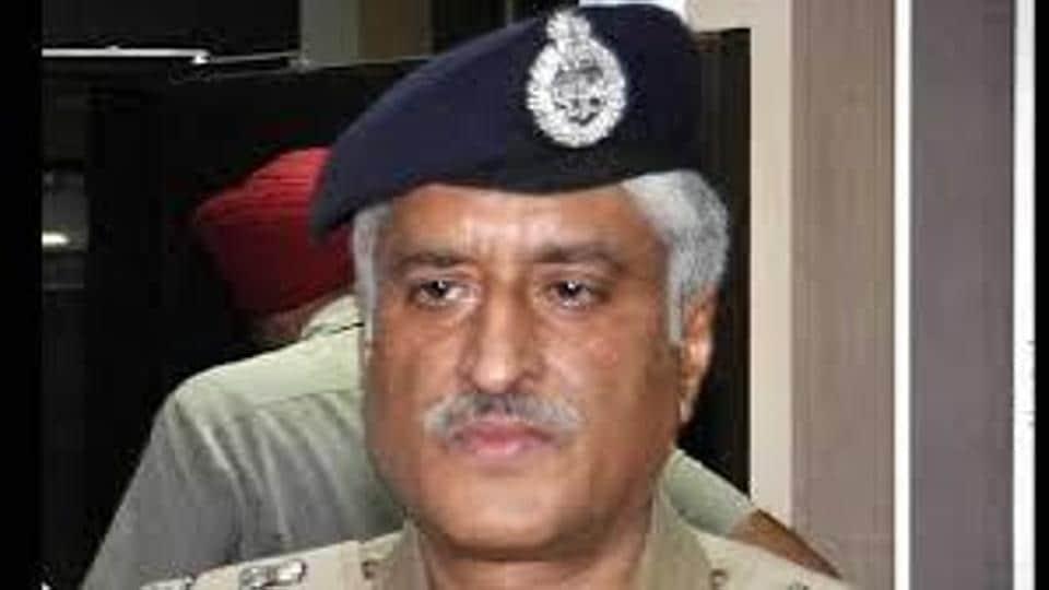 Punjab DGP,Punjab,Sumedh Singh Saini