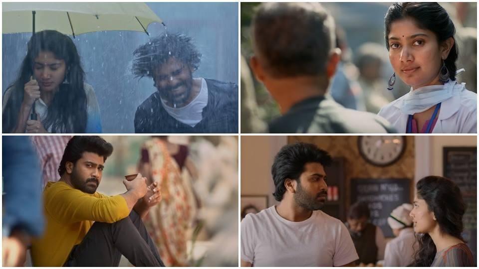 Padi Padi Leche Manasu teaser,Sai Pallavi,Sharwanand