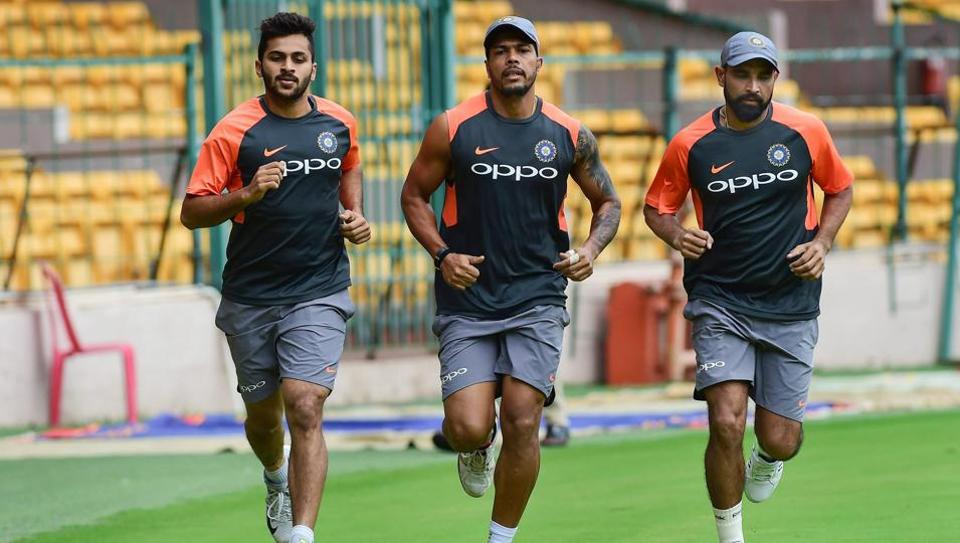 Yadav replaces injured Thakur for first two Windies ODIs