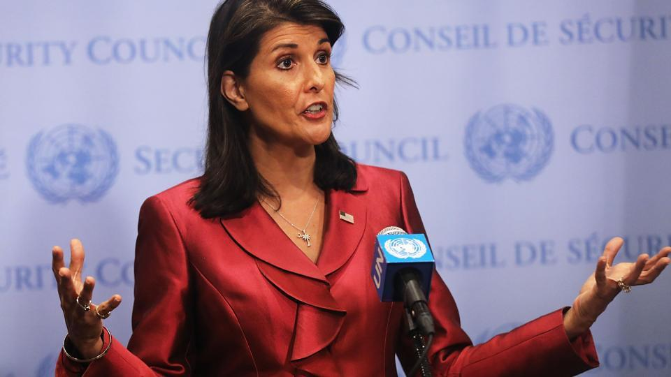 As a former US Cabinet member and former governor, Nikki Haley (in photo) has the network to make some serious bucks in the years ahead