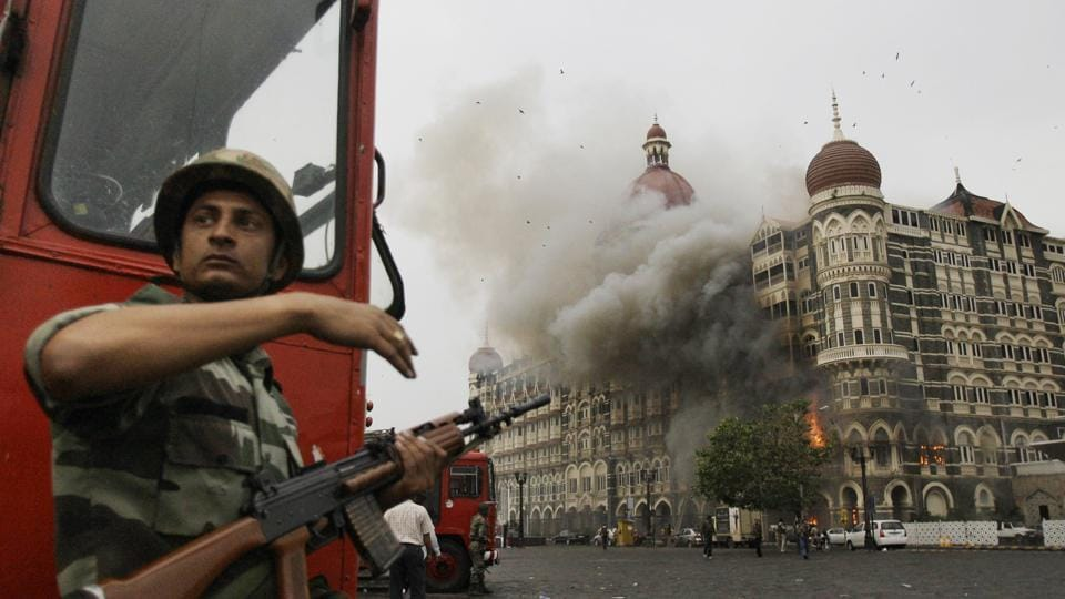 Interrogation of 26/11 accused David Coleman Headley by NIA had revealed that the 10 gunmen involved in the Mumbai terror attack were trained by Pakistan Navy deep sea divers or frogmen.
