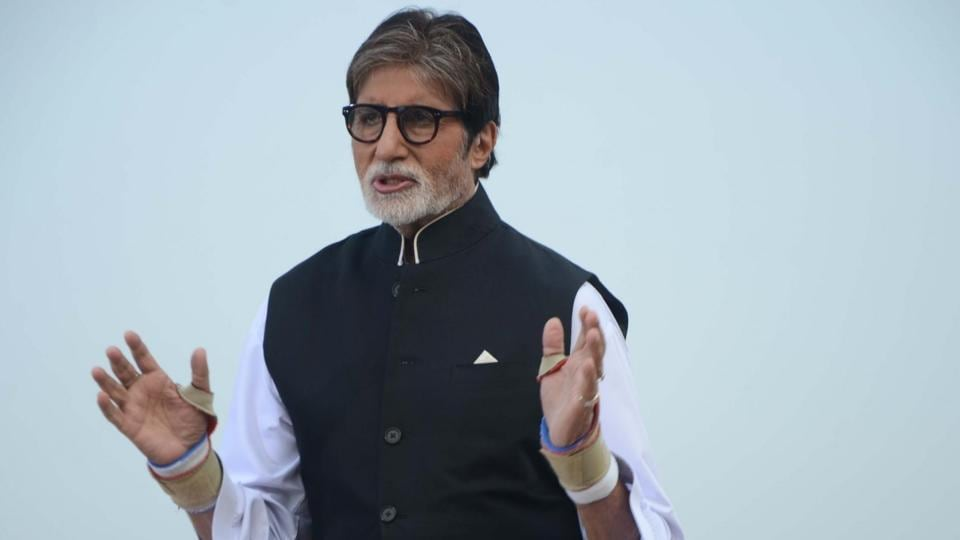 Amitabh Bachchan shared a birthday interview on Thursday on Twitter.