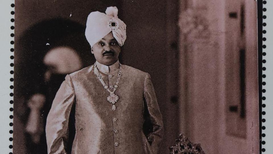 Maharaja of Nawanagar,Polish children in Balachadi,Jamnagar