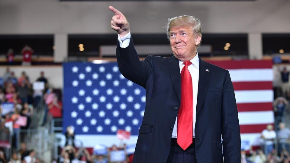 Trump mocked MeToo Movement