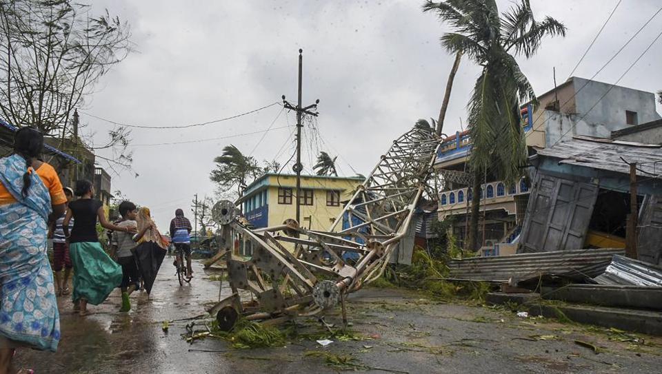Cyclone Titli,Andhra Pradesh,Odisha