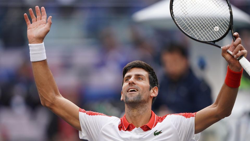 Novak Djokovic,Tennis,Shanghai Masters