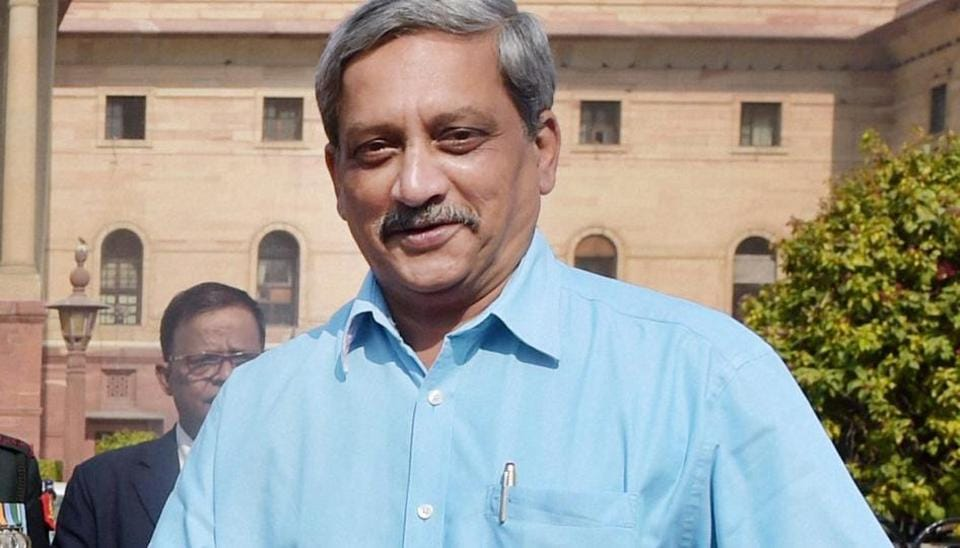Manohar Parrikar,Goa,alliance