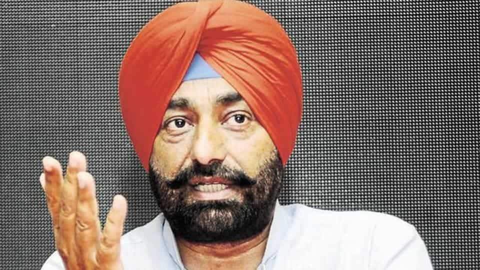 Sukhpal Singh Khaira,Aam Aadmi Party,AAP