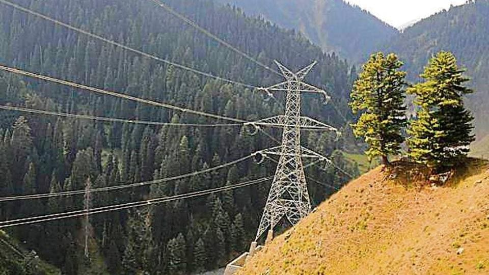 jammu and kashmir,northern grid,national grid