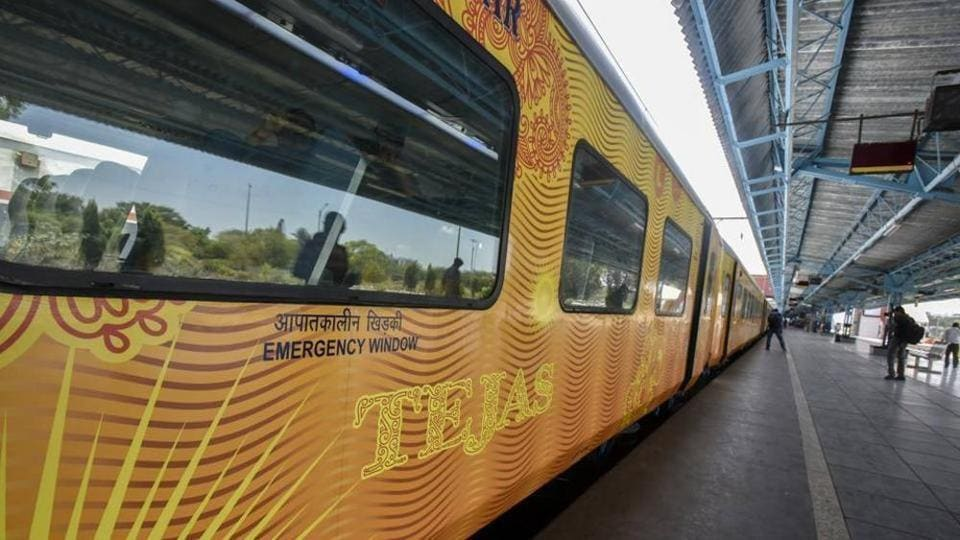 Tejas Express was earlier expected to be launched on the eve of Independence Day.