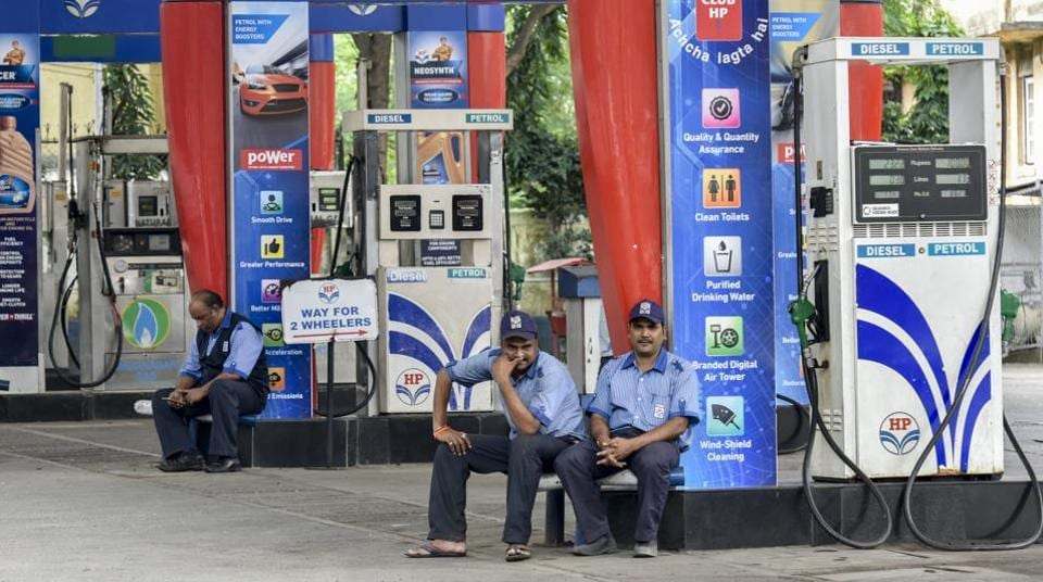 Skyrocketing prices of fuel are also continuing to burn holes in the pockets of common man residing in Mumbai, where petrol is retailing at Rs 87.94 per litre and diesel at Rs 78.51 per litre.