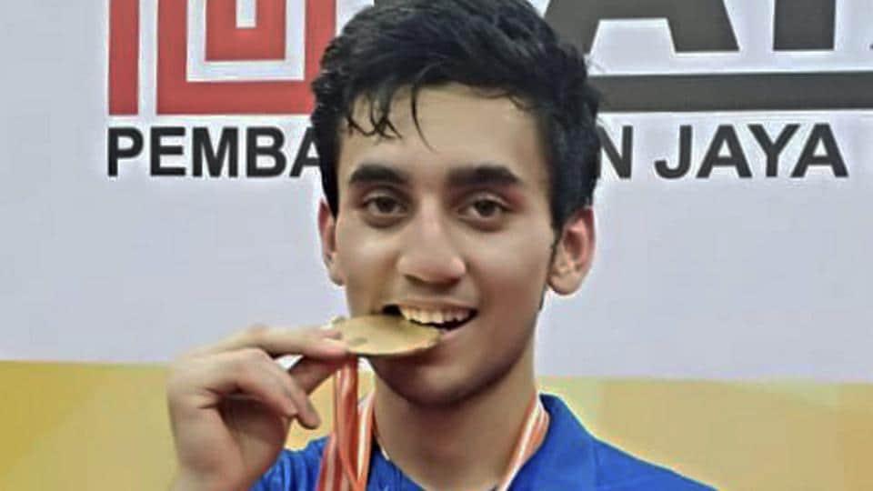 Lakshya Sen,Youth Olympics,Buenos Aires