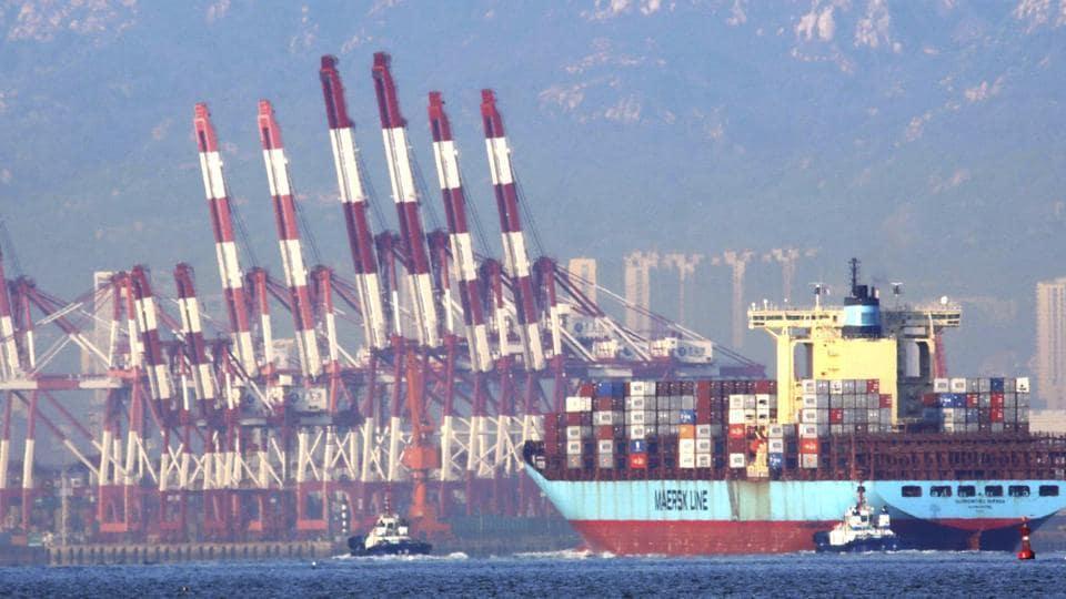 trade war,US China trade surplus,Donald Trump