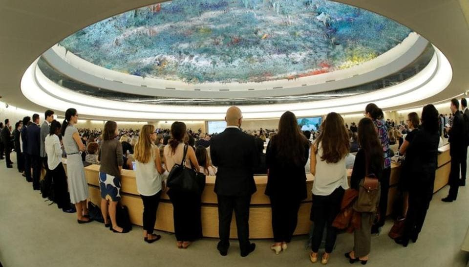 India,UN Human Rights Council,UNHRC