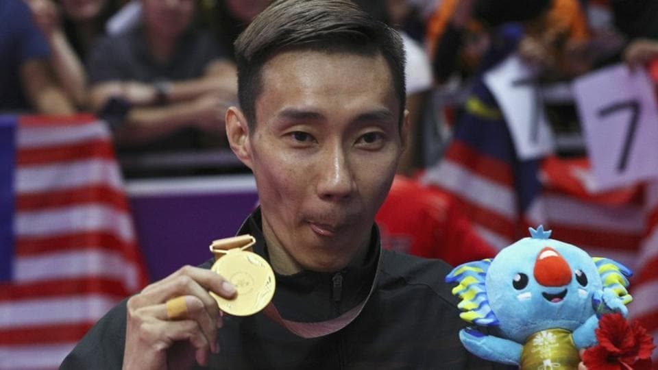 File picture of Lee Chong Wei