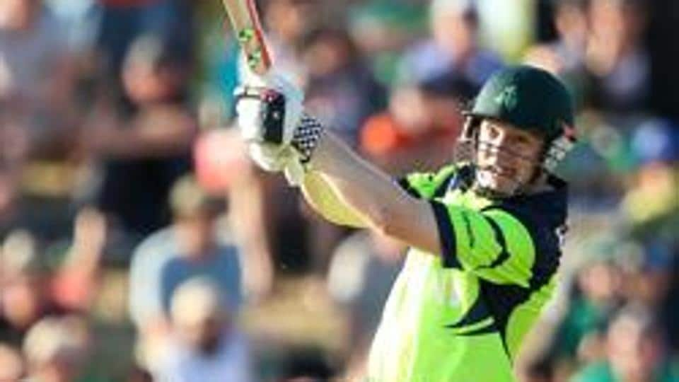 Niall O'Brien,Ireland,Ireland Cricket Team