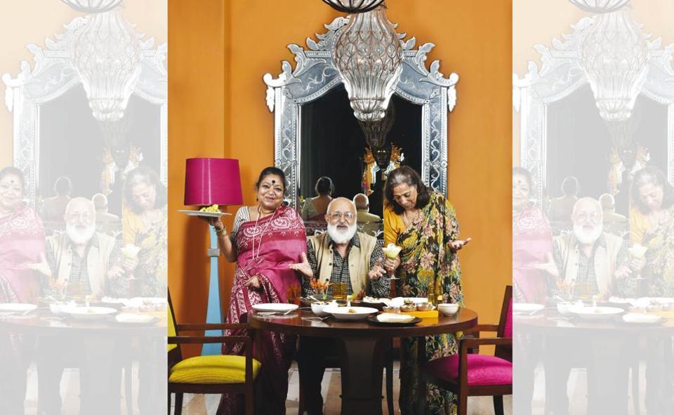 Food historians,Dr Pushpesh Pant,Pritha Sen