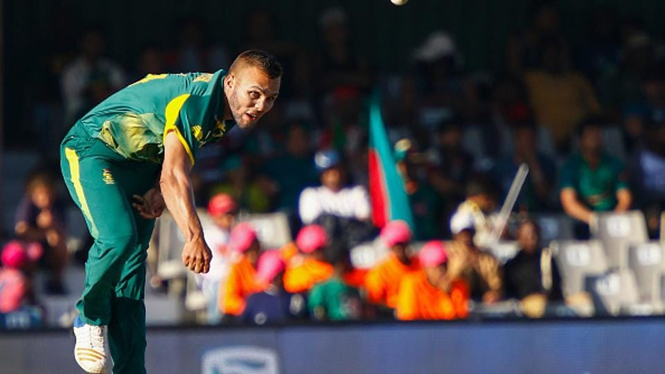 South Africa Beat Zimbabwe To Clinch T20i Series Cricket