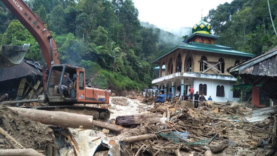 Indonesia floods,Indonesia landslides,Indonesia disaster