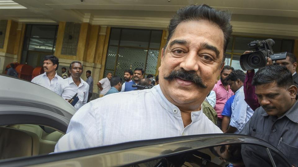 Kamal Haasan has said that his Makkal Needhi Maiyam (MNM) party is ready to join hands with the Congress for upcoming polls if it parted ways with its current ally, the Dravida Munnetra Kazhagam (DMK).