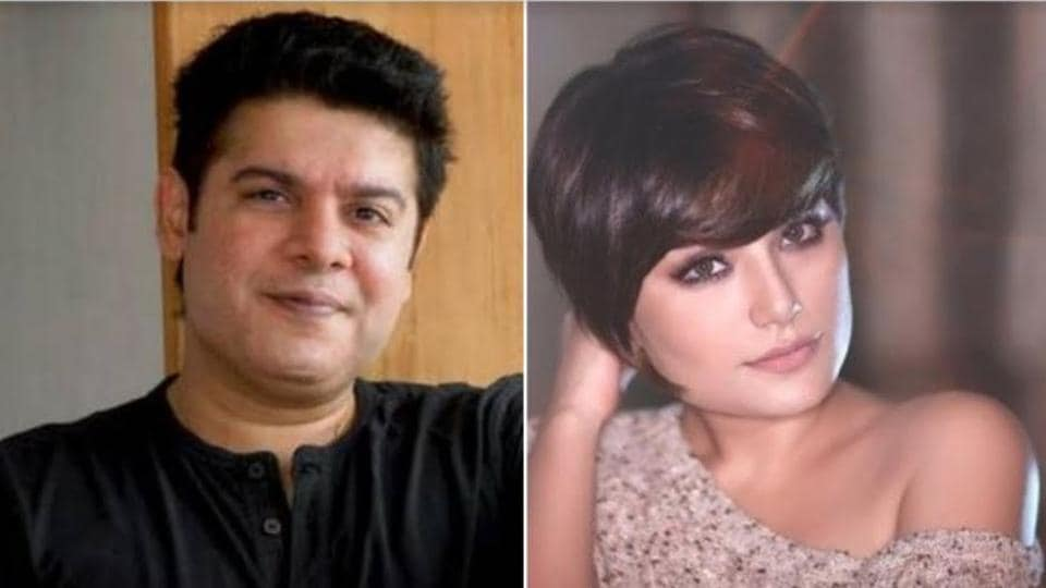 Actor Simran Suri is the fourth woman to accuse Sajid Khan of sexual harassment.