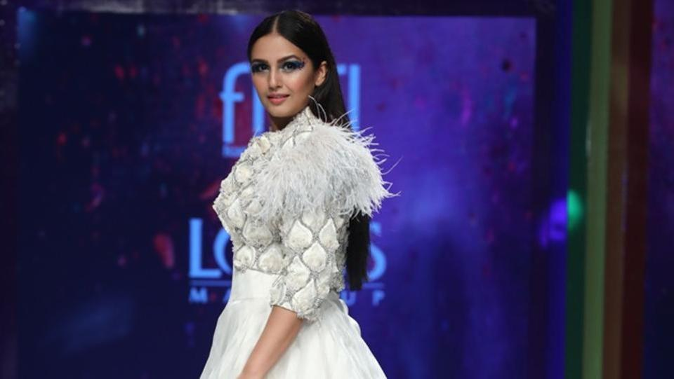 Actress Huma Qureshi was the showstopper, and said she felt honoured to be part of it.