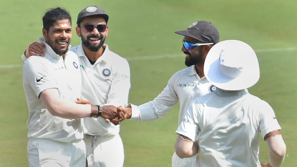 india vs west indies,umesh yadav,virat kohli
