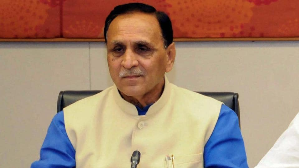 Gujarat chief minister Vijay Rupani said people from all over India have contributed to the state's development and are welcome in the state  (File photo)