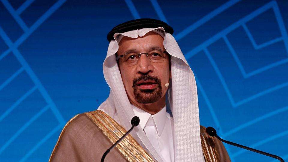 Oil output expected to rise, will meet India's demand: Saudi energy minister Khalid al-Falih