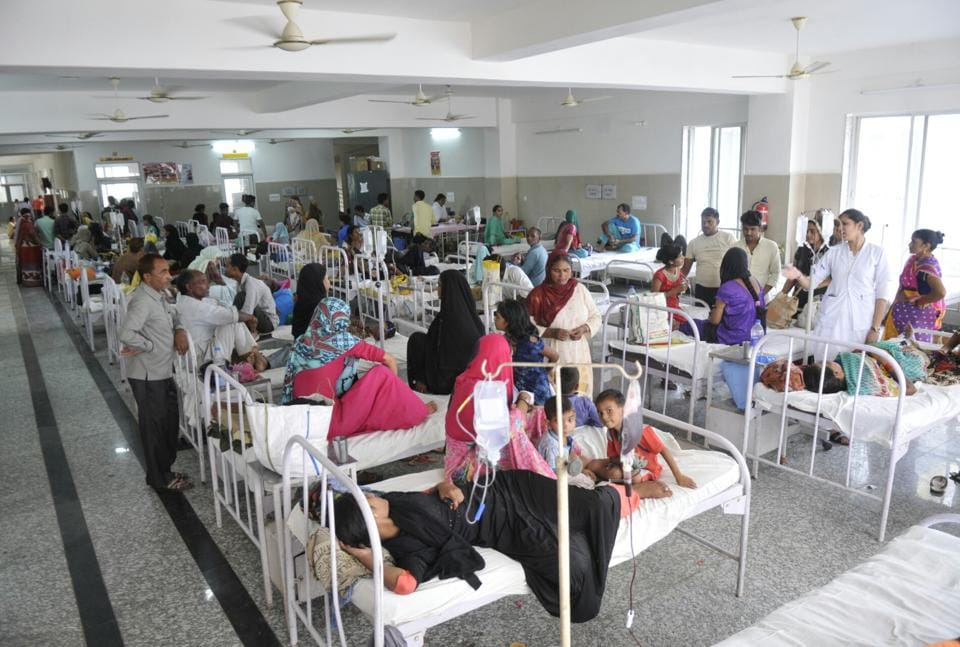 The deaths were reported between Thursday and Friday from villages in Haridwar district of Uttarakhand, and Saharanpur and Kushinagar in Uttar Pradesh.