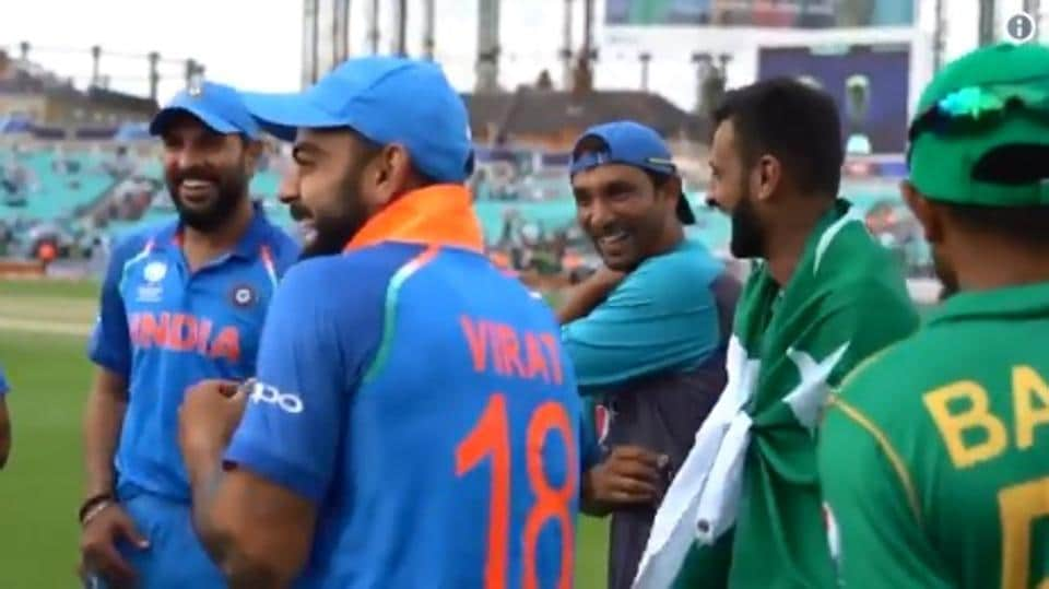Shoaib Malik Narrates Saeed Ajmal's Version after the Funny Drop Catch