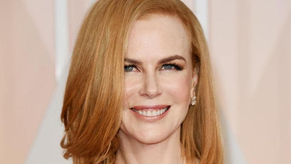Actor Nicole Kidman revealed how marriage to Tom Cruise helped her.