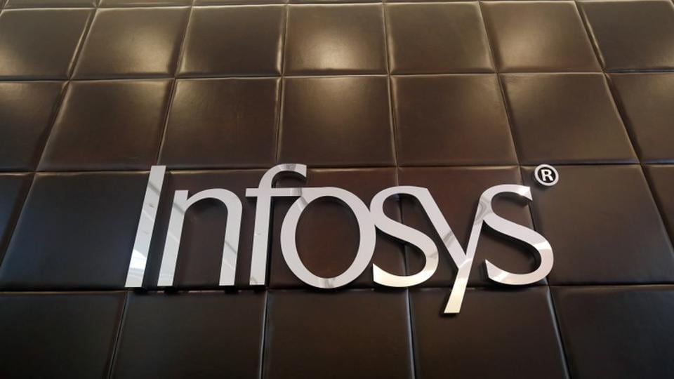Infosys posted a 17.3% rise in revenue from operations to 206.09 billion rupees.