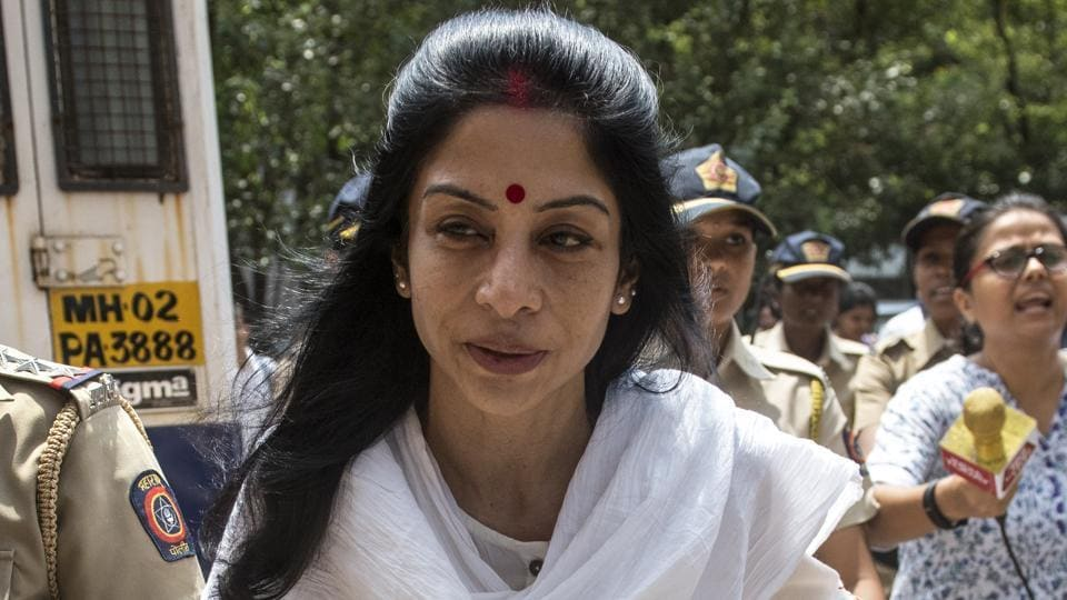 Mukerjea, whose bail plea was rejected on two previous occasions, had moved a fresh plea last week on health grounds before Special CBI judge J C  Jagdale.(HT File Photo)