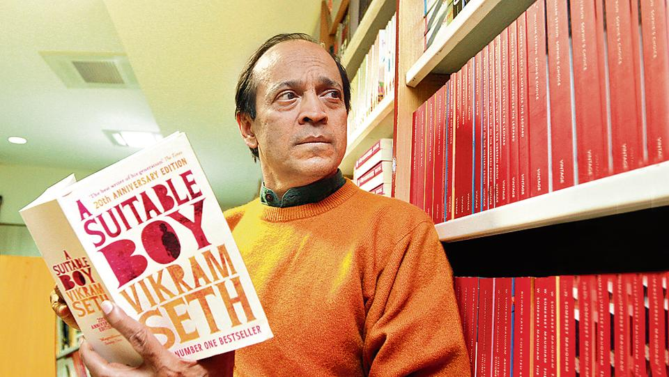 Obsession Kept Me Going Writer Vikram Seth On 25 Years Of A Suitable Boy Hindustan Times