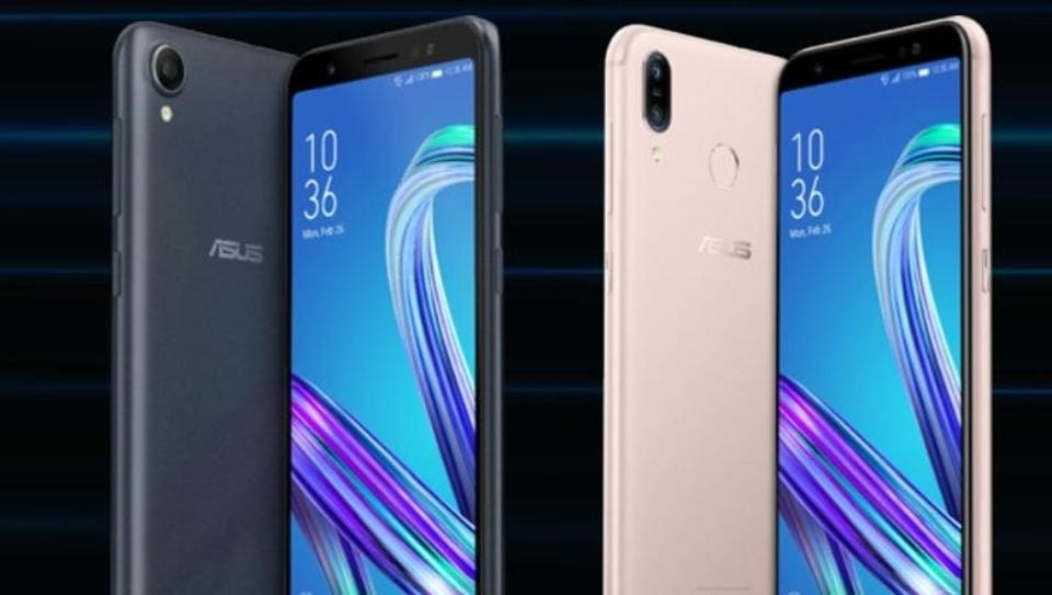 Image result for Asus ZenFone Max M1, ZenFone Lite L1 to Go on Sale in India for First Time Tonight