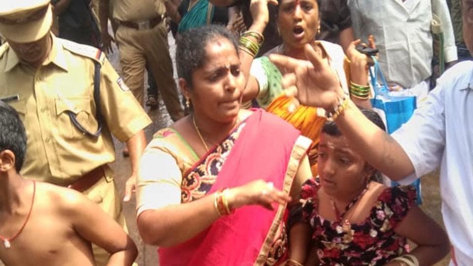 Sabarimalasabarimala Temple Casewoman Devotee Turned Away