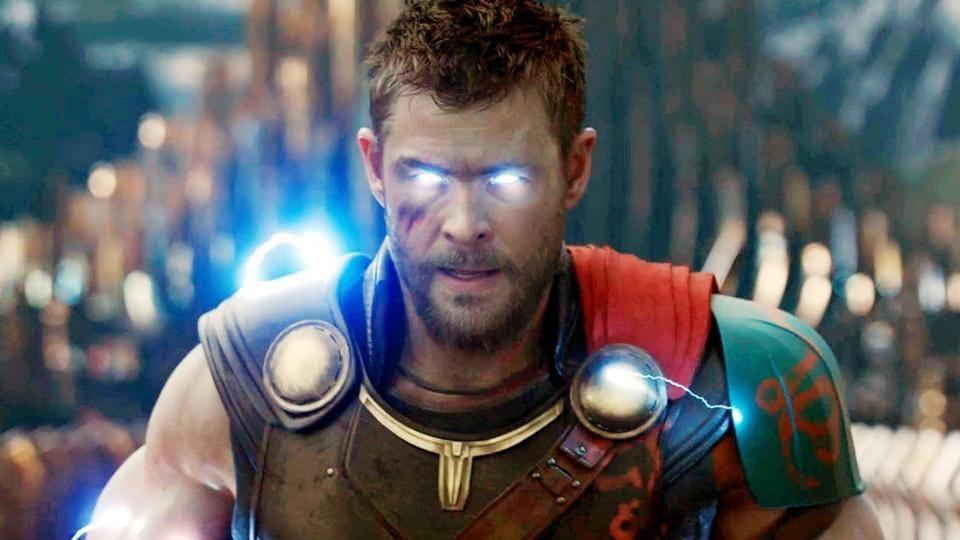 Leaked Avengers 4 Image Reveals Thor Captain America S Drastically