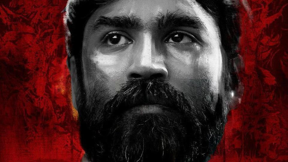 Dhanush's trilogy project with Vetrimaaran is off to a great start with  Vada Chennai.
