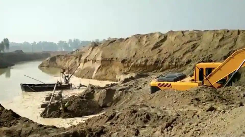 illegal mining,sand auction,punjab cabinet