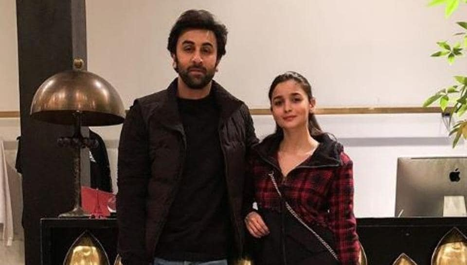 Alia Bhatt in NY with beau Ranbir Kapoor and family