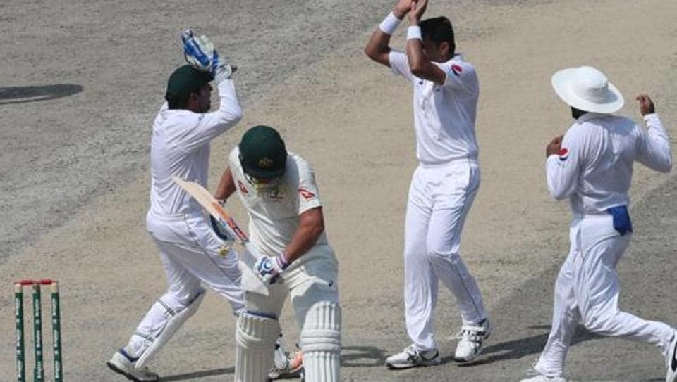 Pakistani batsman Azhar Ali's epic run out leads to a meme fest