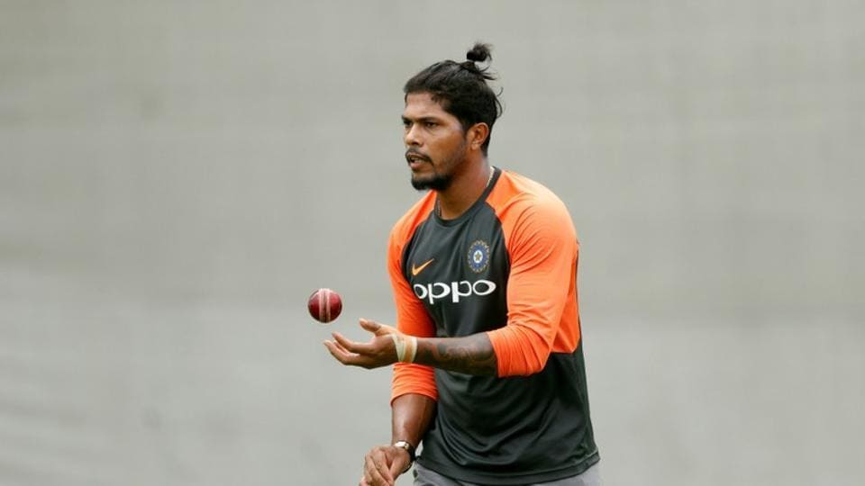 India vs West Indies: Umesh Yadav replaces Shardul Thakur in ODI squad