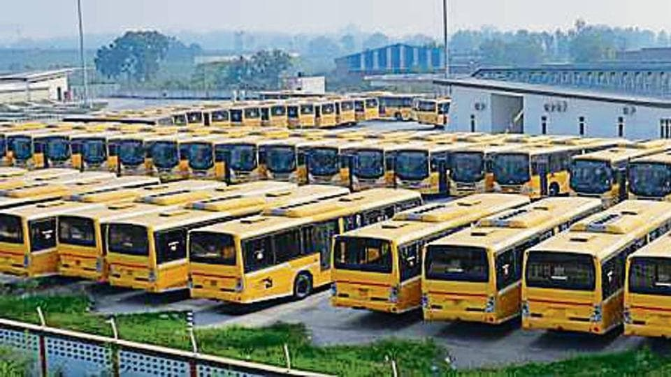 Amritsar's Rs 600 crore BRTS project misses deadline yet again