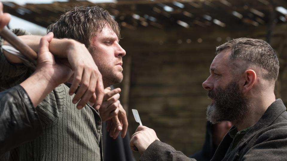 Apostle movie review: Dan Stevens and Michael Sheen test each other's faith in Gareth Evans' new film.