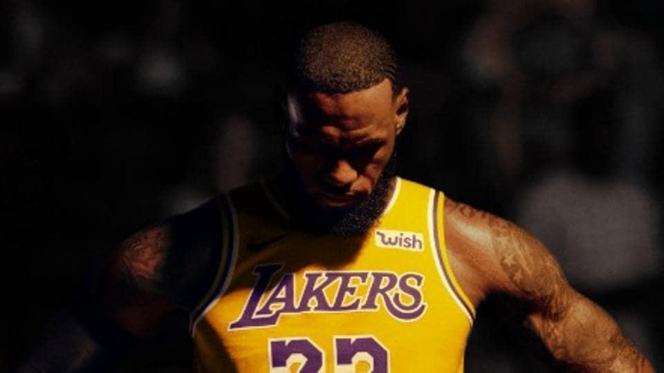 f3e610e99 LeBron James can end LA Lakers  eight-year long trophy drought  Seven-time  NBA champ Robert Horry