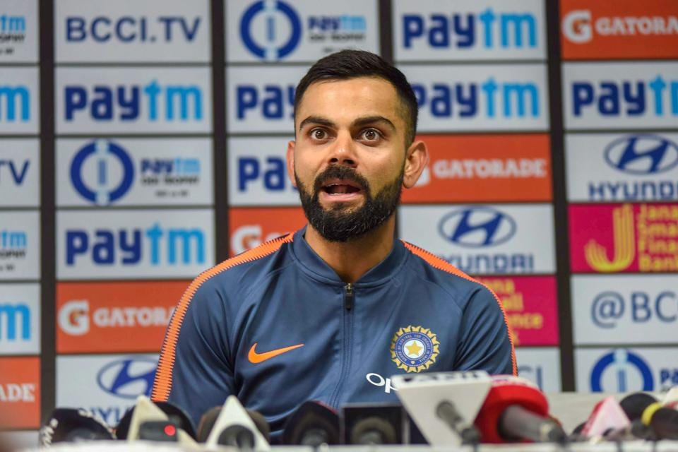 India vs West Indies first ODI live scorecard