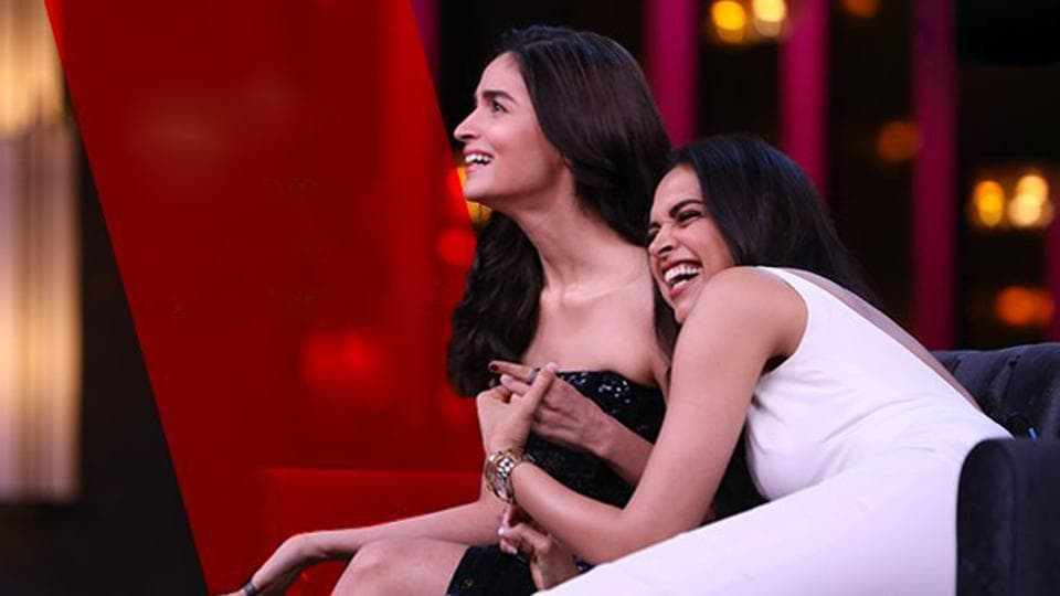 Deepika Padukone and Alia Bhatt are the first guests on Koffee With Karan 6.