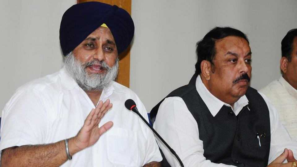 Sukhbir singh badal wife sexual dysfunction