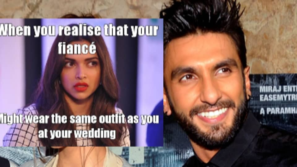 Deepika Padukone and Ranveer Singh's wedding will take place in November.